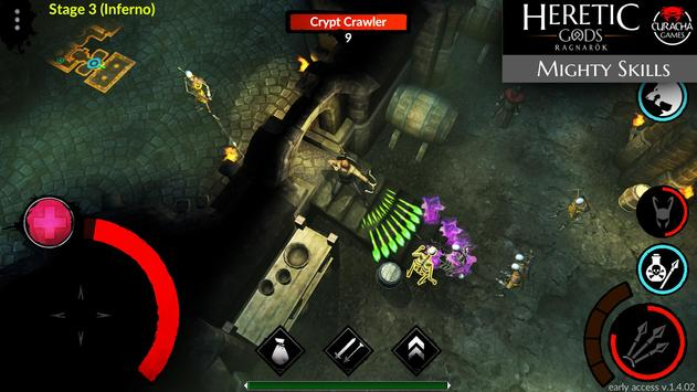 HERETIC GODS screenshot 5