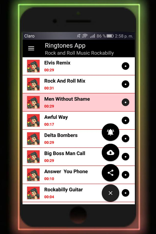 Classic Rock And Roll Ringtones For Android Apk Download