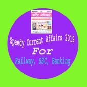 Speedy Current Affairs 2019 icon