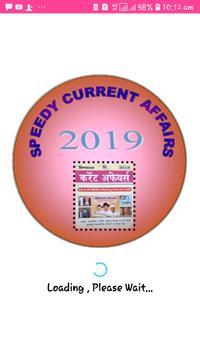 Speedy Current Affairs 2019 poster