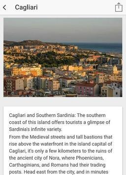Sardinia Hotel Bookings screenshot 1