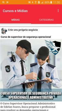 Cursos e Midias - Cursos Online poster
