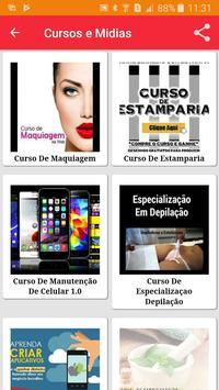 Cursos e Midias - Cursos Online screenshot 2