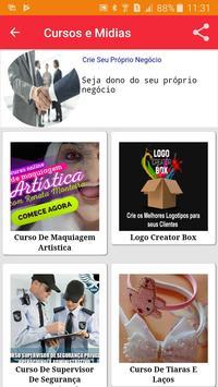 Cursos e Midias - Cursos Online screenshot 3