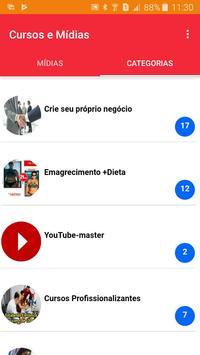 Cursos e Midias - Cursos Online screenshot 4