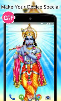 lord Krishna GIF screenshot 1