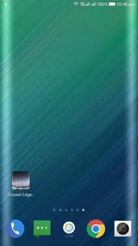 Curved Edge Wallpaper screenshot 14