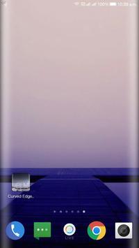 Curved Edge Wallpaper screenshot 9