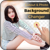 Cut Out  Photo Background Changer icon