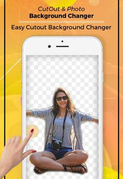 Cut Out  Photo Background Changer screenshot 1