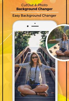 Cut Out  Photo Background Changer screenshot 2
