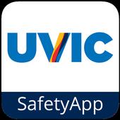 UVic SafetyApp icon