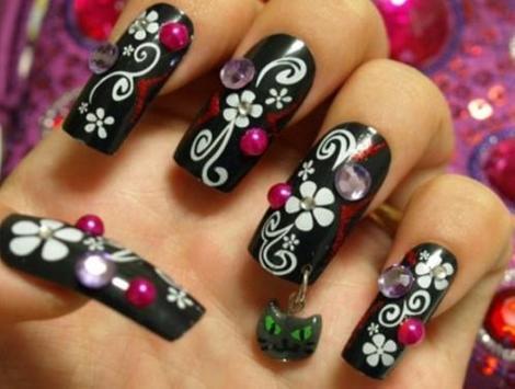 Cute Designs For Nails screenshot 1