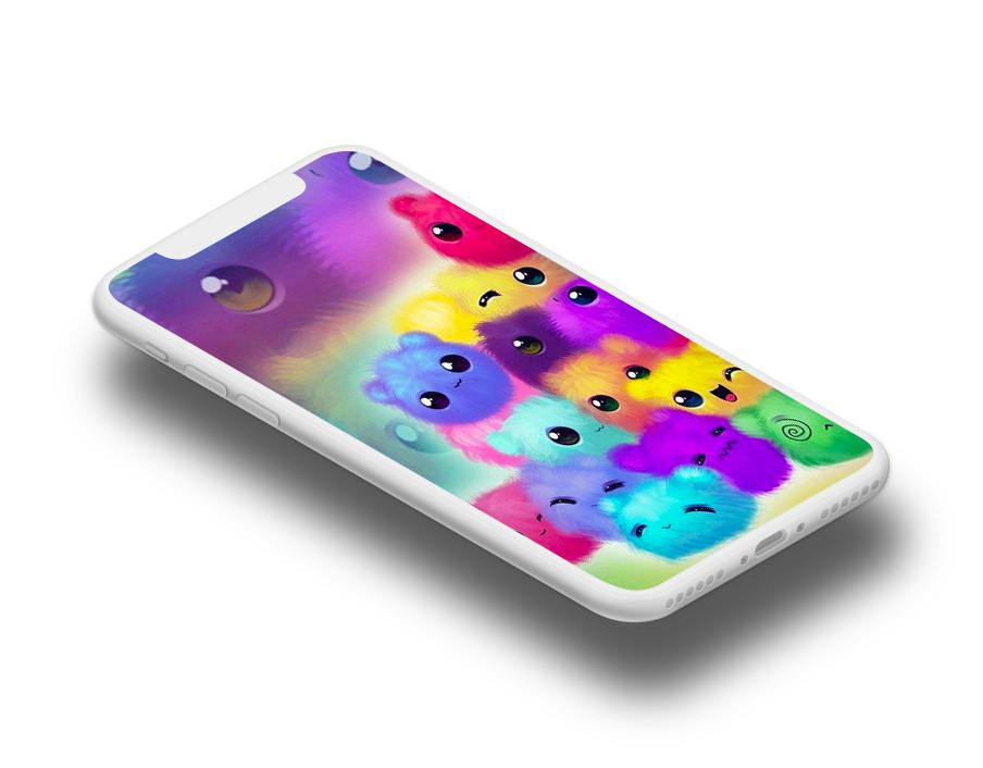Cute Wallpapers Glamorous Kawaii Sparkly For Android Apk Download