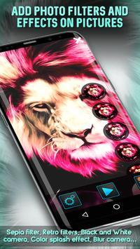 Neon Animals Wallpaper screenshot 2