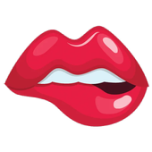 love lips stickers for whatsapp icon