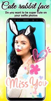 Cute Rabbit Photo screenshot 8