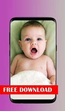 Cute Baby Gallery HD poster