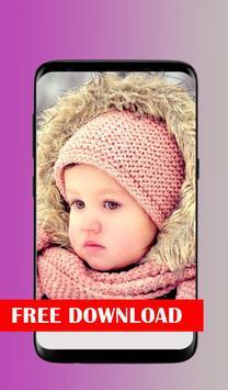 Cute Baby Gallery HD screenshot 1