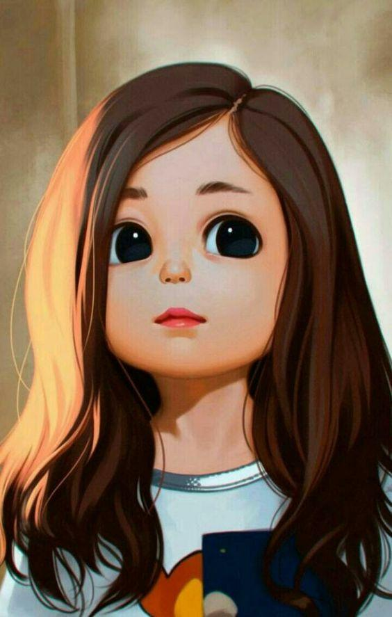 How To Draw Cute Girl for Android - APK Download