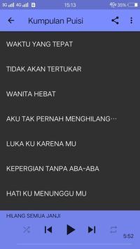 Kumpulan Puisi Lengkap screenshot 10