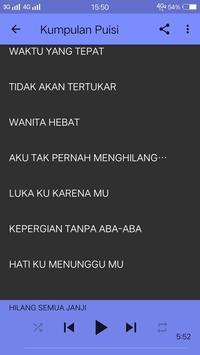 Kumpulan Puisi Lengkap screenshot 9