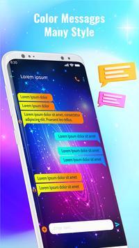 LED Messenger - Color Messages, SMS & MMS app screenshot 7