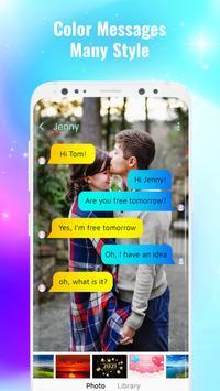 LED Messenger - Color Messages, SMS & MMS app screenshot 14