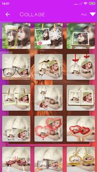 Photo Collage maker for instagram - editor , Grid poster