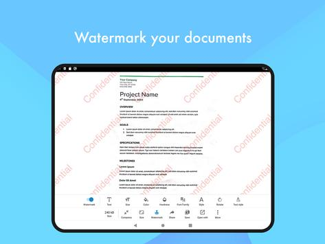 Document Scanner - (Made in India) PDF Creator स्क्रीनशॉट 10