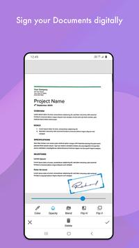 Document Scanner - (Made in India) PDF Creator स्क्रीनशॉट 5