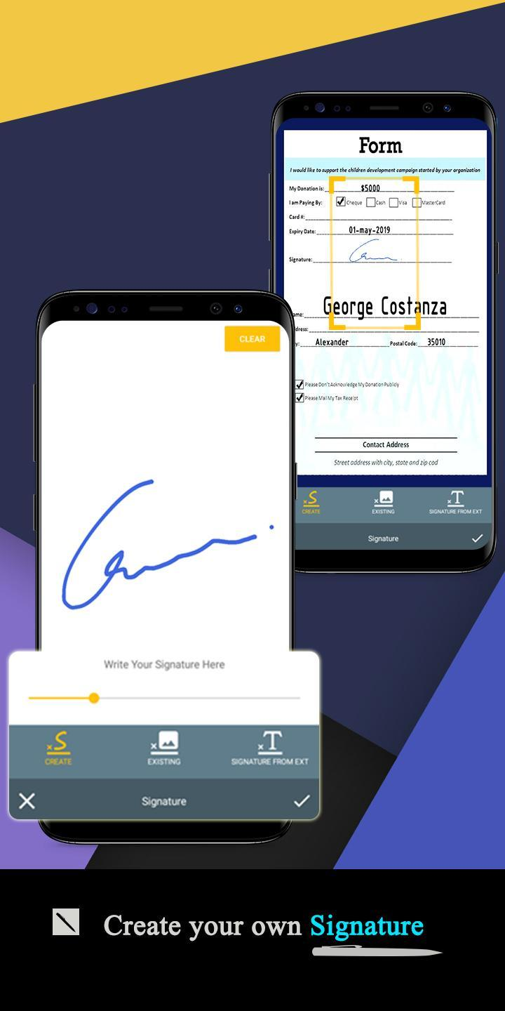 Document Scanner - PDF Creator for Android - APK Download