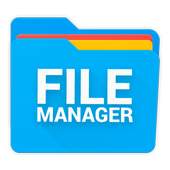 File Manager - Local and Cloud File Explorer icône