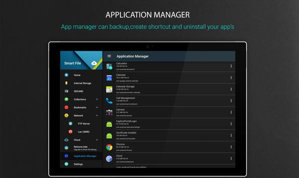 File Manager - Local and Cloud File Explorer скриншот 11