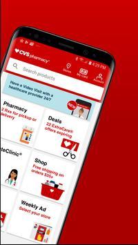 CVS/pharmacy screenshot 1