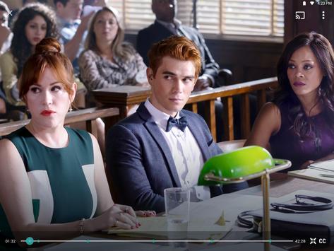 The CW screenshot 7