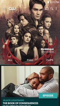 The CW poster