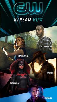 The CW plakat
