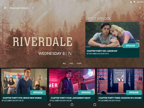 The CW screenshot 10