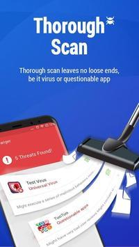 Antivirus Free captura de pantalla 1
