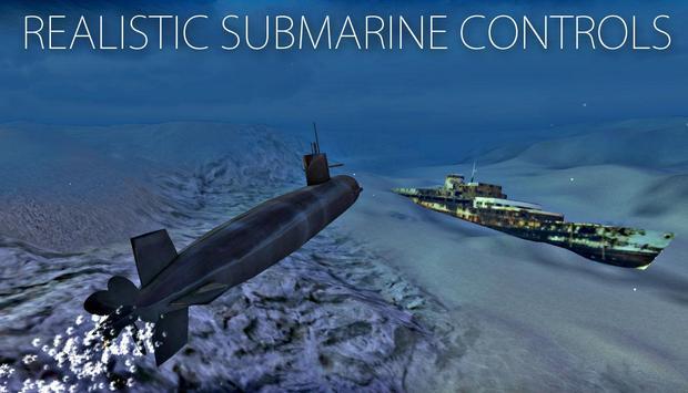 Submarine screenshot 1