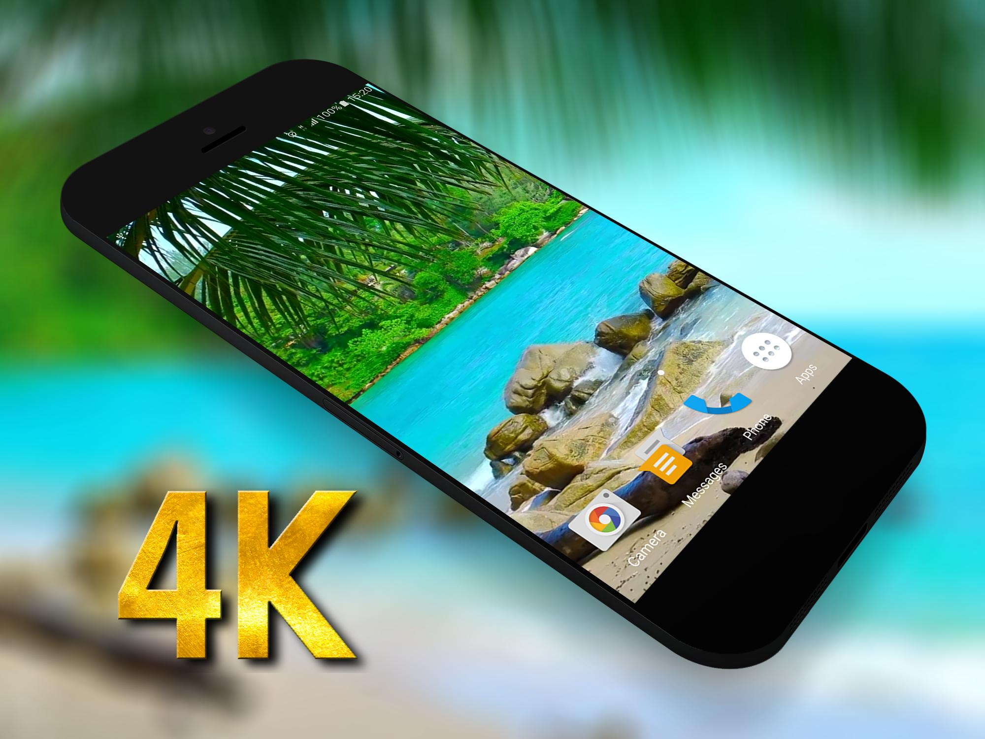 Tropical Beach Video Wallpaper For Android Apk Download