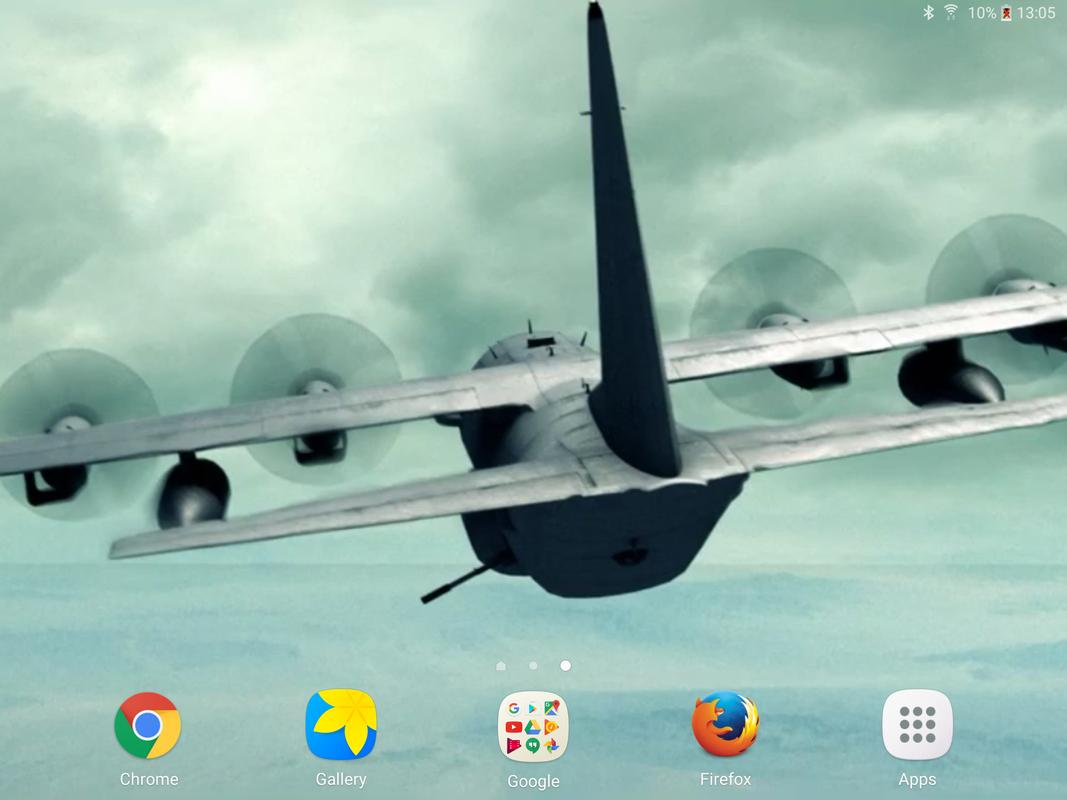 aircraft 3d live wallpaper for android - apk download
