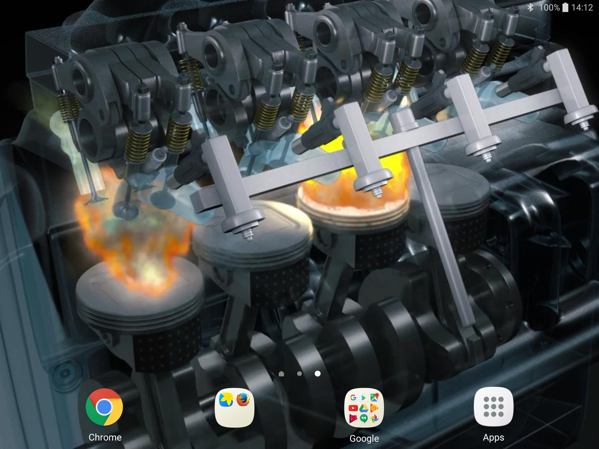 Engine 3D Live Wallpaper For Android APK Download