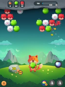 Bubble Fox Shooter screenshot 7