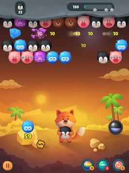 Bubble Fox Shooter screenshot 8