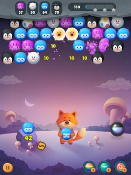 Bubble Fox Shooter screenshot 9