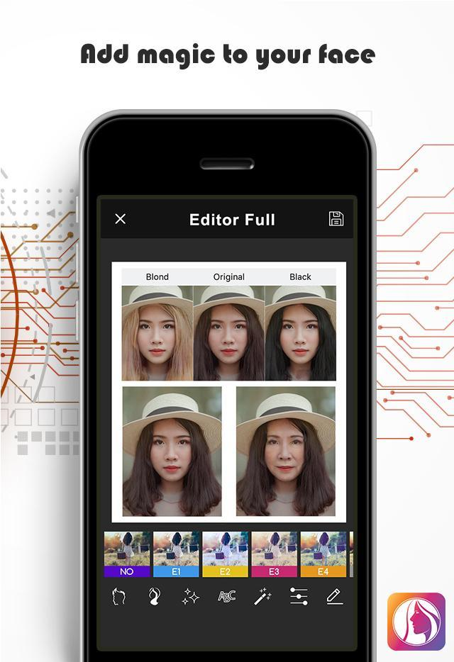 Face App Pro - Face changer grow old aplication for Android - APK