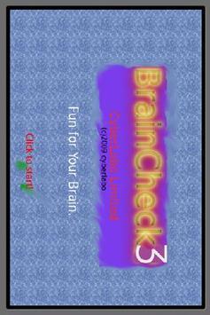 braincheck3 poster