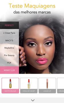 YouCam Makeup imagem de tela 1